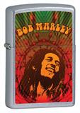Bob Marley-Street Chrome Zippo Lighter Lighter