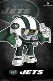 New York Jets - Rusher NFL Sports Poster Prints