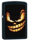 Jackolantern Black Matte Zippo Lighter Lighter