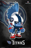 Tennessee Titans - Rusher NFL Sports Poster Poster