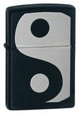 Y&Y Black Matte Zippo Lighter Lighter