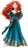 Merida Royal Debut - Disney Princess Lifesize Standup Cardboard Cutouts