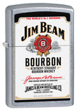 Jim Beam Label Street Chrome Zippo Lighter Lighter