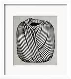 Ball of Twine, 1963 (serigraph) Affiches par Roy Lichtenstein