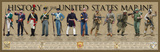 History of the United States Marine Prints