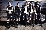 Asking Alexandria Group Shot Music Poster Posters