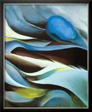 Vom See I Kunstdruck von Georgia O'Keeffe