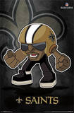 New Orleans Saints - Rusher NFL Sports Poster Posters