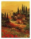 Art Fronckowiak - Toscano Valley I Obrazy