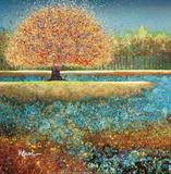 Jewel River Reprodukcje autor Melissa Graves-Brown