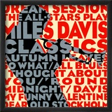 Dream Session : The All-Stars Play Miles Davis Classics Prints