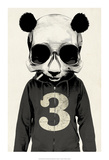 Panda No. 3 Prints by Hidden Moves
