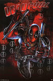 Deadpool Comics Poster Posters
