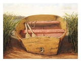 Beached Dinghy Prints by Karl Soderlund
