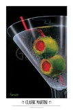 Classic Martini Plakat av Michael Godard
