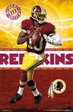 Robert Griffin III Washington Redskins NFL Sports Poster Prints