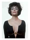 Vogue - January 1962 Fotografisk trykk av Bert Stern