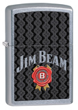 Jim Beam Street Chrome Zippo Lighter Lighter