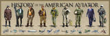 History of the American Aviator Prints