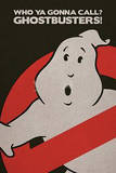 Ghostbusters Logo Movie Poster Prints