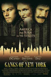 Gangs of New York - One Sheet Movie Poster Posters