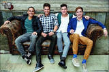 Big Time Rush Couch Music Poster Posters