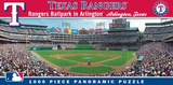 Texas Rangers 1000 Piece Panoramic Puzzle Jigsaw Puzzle