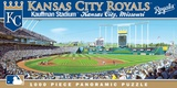 Kansas City Royals 1000 Piece Panoramic Puzzle Jigsaw Puzzle