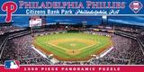 Philadelphia Phillies 1000 Piece Panoramic Puzzle Jigsaw Puzzle