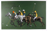 Polo Fields Limited Edition by Harry Schaare