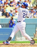 Adrian Gonzalez 2013 Action Photo