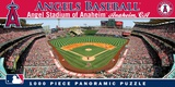 Anaheim Angels 1000 Piece Panoramic Puzzle Jigsaw Puzzle