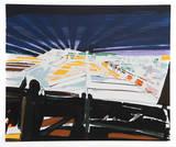 Barricade Limited Edition by John Hultberg