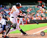 Manny Machado 2013 Action Photo
