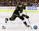 Drew Doughty 2012-13 Playoff Action Photo