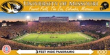 Missouri Tigers 1000 Piece Panoramic Puzzle Jigsaw Puzzle