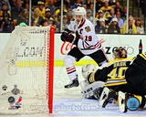 Jonathan Toews Goal Game 4 of the 2013 Stanley Cup Finals Photo