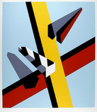 Reflection Limited Edition by Allan D'Arcangelo