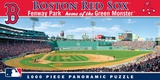 Boston Red Sox 1000 Piece Panoramic Puzzle Jigsaw Puzzle
