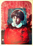 Portrait of a Boy Limited Edition by John Shemitt Houser