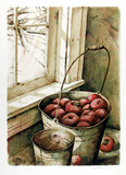Pail of Apples Limited Edition by Nicholas Berger