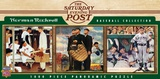 Saturday Evening Post Collage 1000 Piece Panoramic Puzzle Jigsaw Puzzle