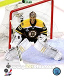 Tuukka Rask Game 3 of the 2013 Stanley Cup Finals Action Photo