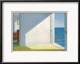 Chambres au bord de la mer, 1951 Art par Edward Hopper