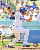 Andre Ethier 2013 Action Photo