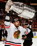Dave Bolland with the Stanley Cup Game 6 of the 2013 Stanley Cup Finals Photo