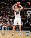 Manu Ginobili Game 5 of the 2013 NBA Finals Action Photo