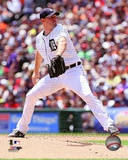 Max Scherzer 2013 Action Photo