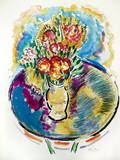 Untitled Flowers 21 Collectable Print by Wayne Ensrud