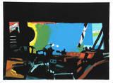 Wide Window II Limited Edition by John Hultberg